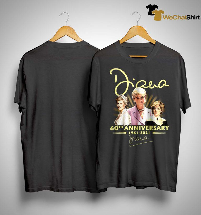 Diana Signature 60th Anniversary 1961 2021 Shirt
