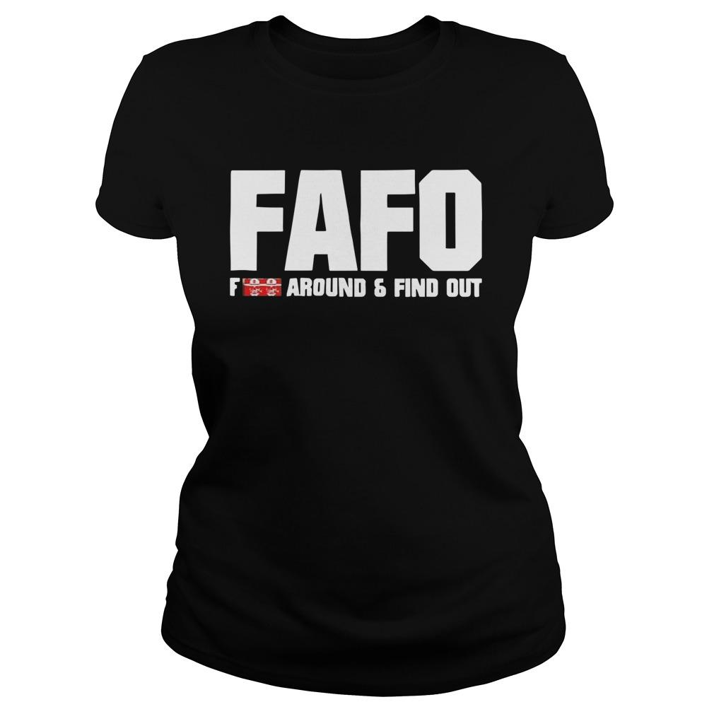 Fafo Fuck Around And Find Out Longsleeve