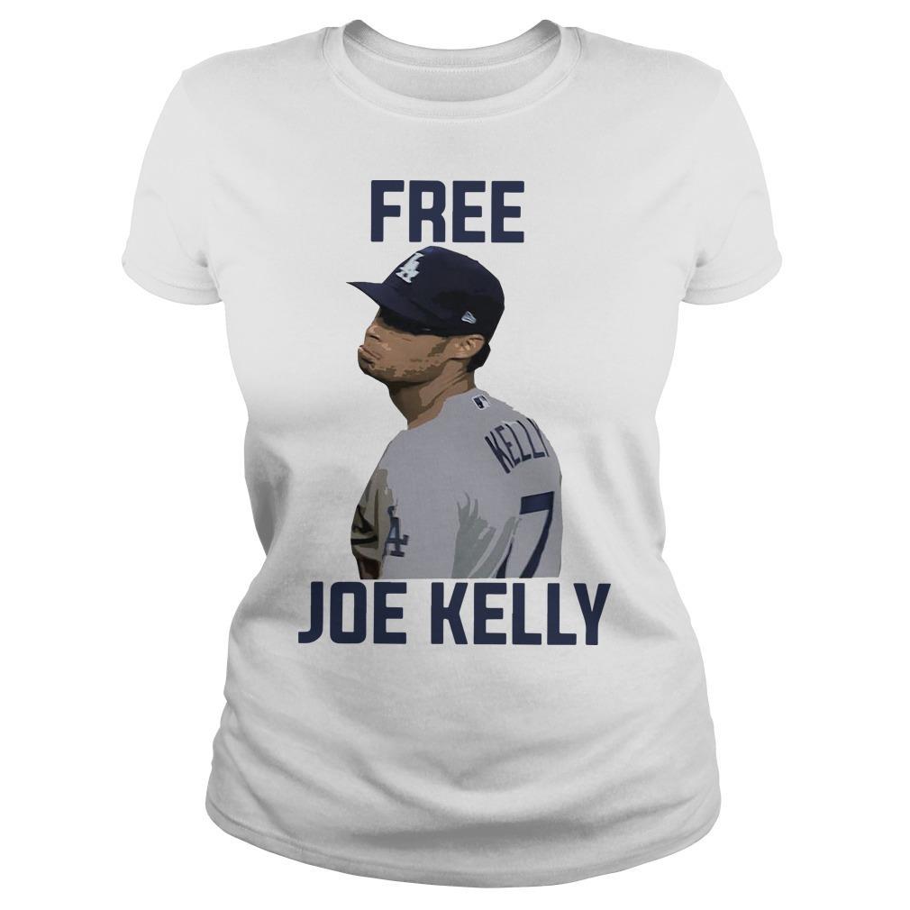 Free Joe Kelly T Longsleeve
