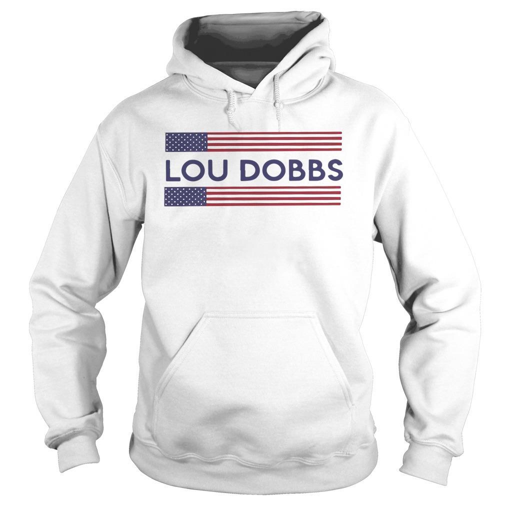 Greg Gutfeld Lou Dobbs Hoodie