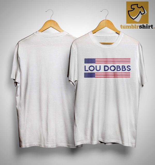 Greg Gutfeld Lou Dobbs Shirt
