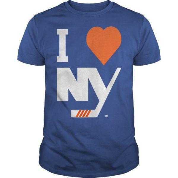 I Love New York Islanders Shirt