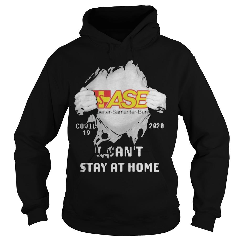 Inside Me Asb Samariter Bunch Covid 19 2020 I Can't Stay At Home Hoodie