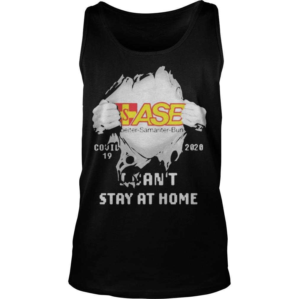 Inside Me Asb Samariter Bunch Covid 19 2020 I Can't Stay At Home Tank Top