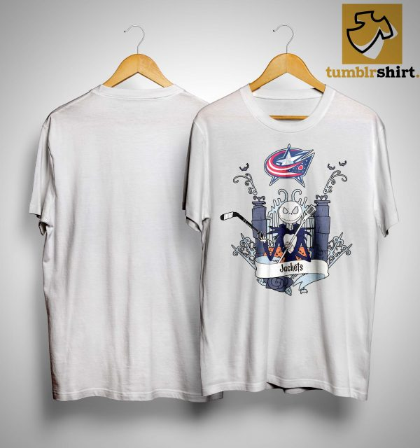 Jack Skellington Jackets Shirt