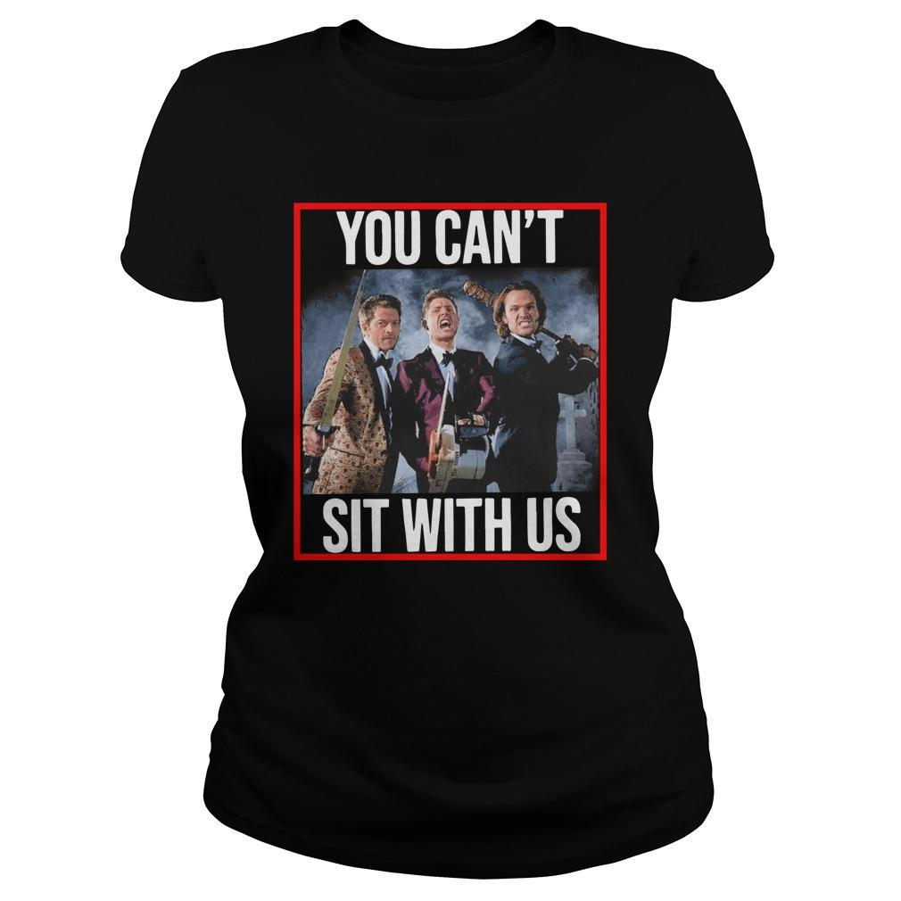 Jensen Jared Misha You Can't Sit With Us Longsleeve