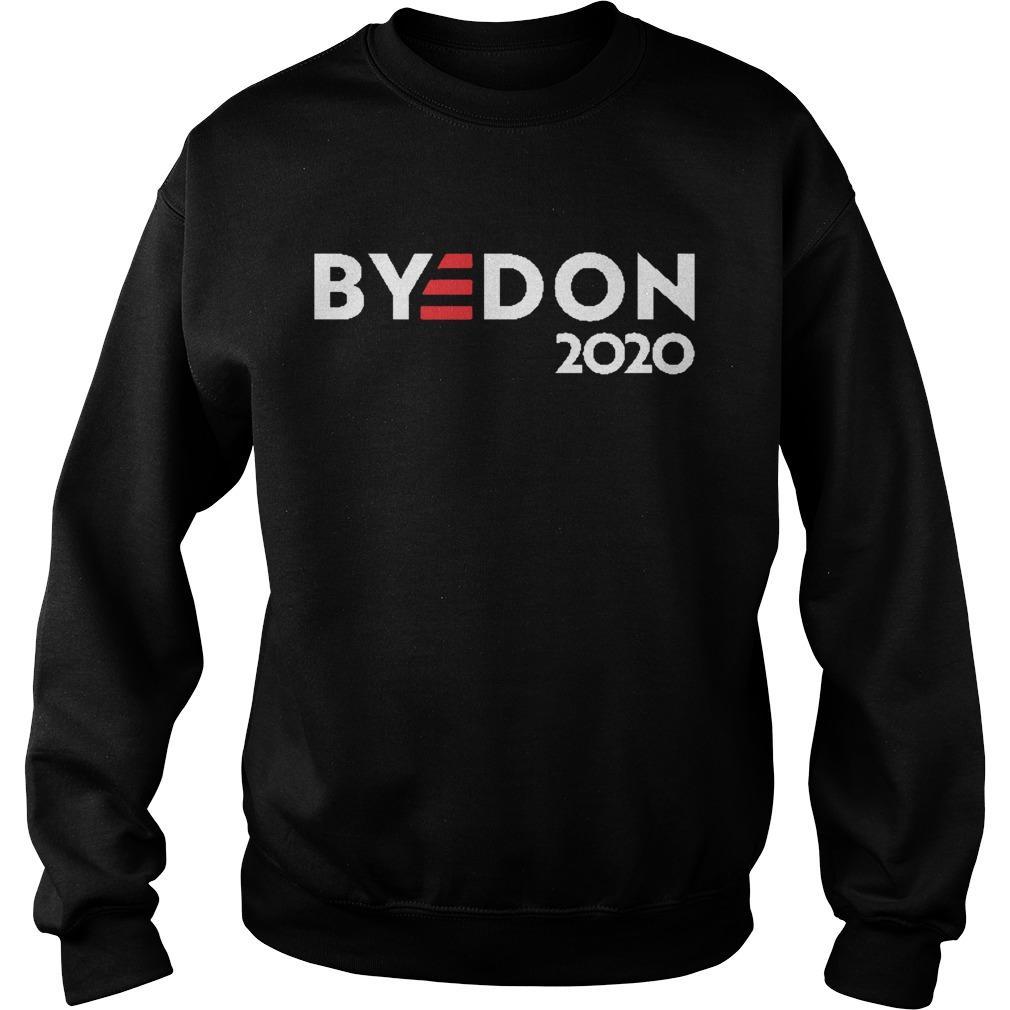Joe Biden Byedon 2020 Sweater