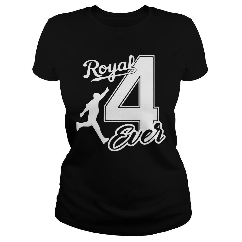 Kansas City Royal 4 Ever Longsleeve