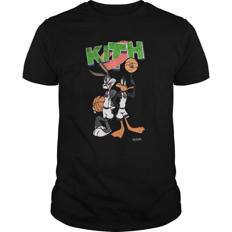 Kith Space Jam Shirt