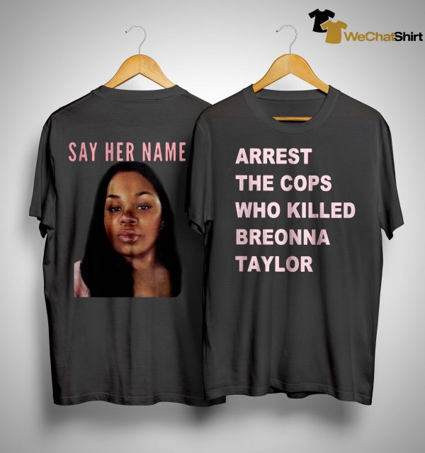 Lewis Hamilton Arrest The Cops Who Killed Breonna Taylor Shirt