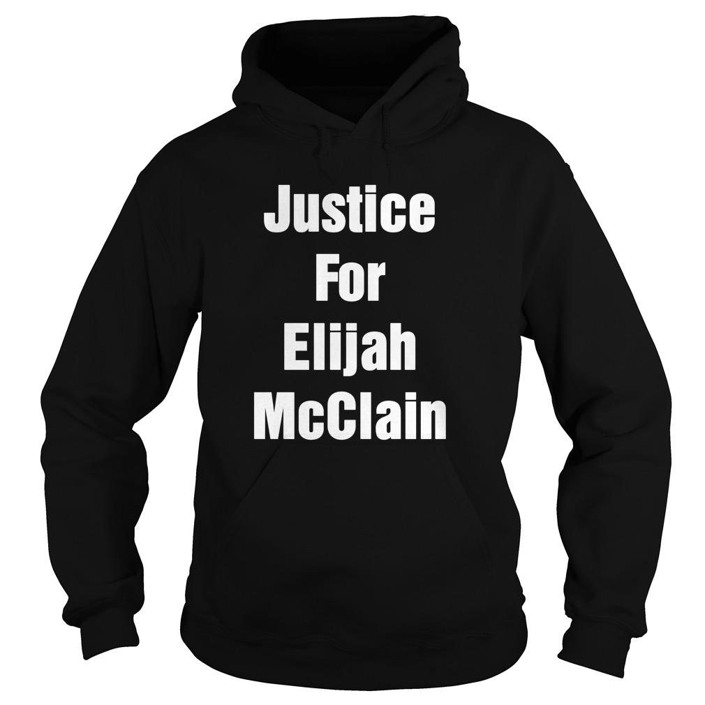 Michael Malone Justice For Elijah Mcclain Hoodie
