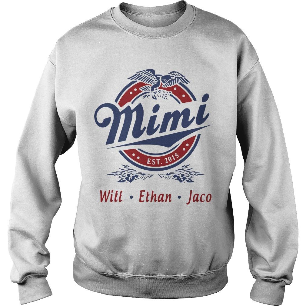 Mimi Will Ethan Jaco Sweater