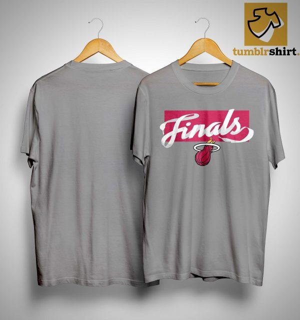 Nba Finals Bam Adebayo Miami Heat Championship T Shirt