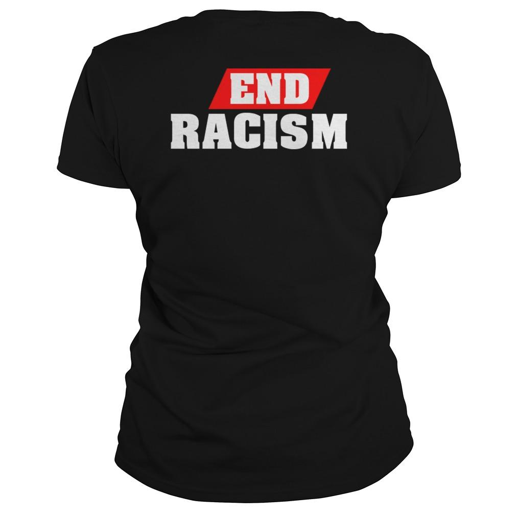 Nfl End Racism Tank Top