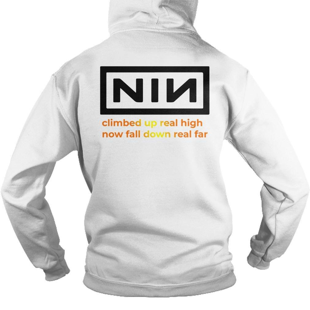 Nine Inch Nails 2020 Broken Hoodie