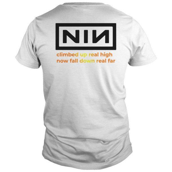 Nine Inch Nails 2020 Broken Shirt