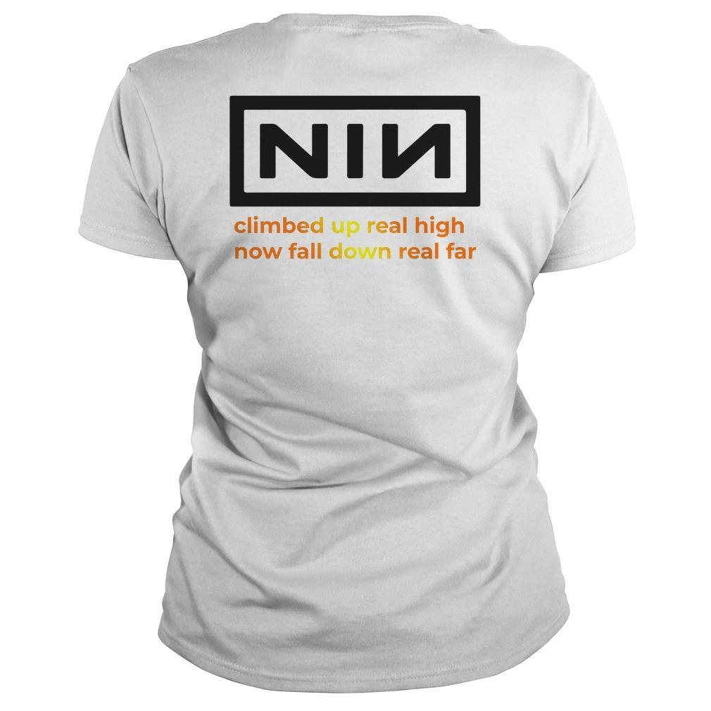 Nine Inch Nails 2020 Broken Tank Top