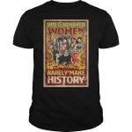 RBG Well Behaved Women Rarely Make History Shirt