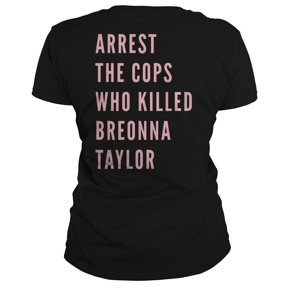 Regina King Say Her Name Breonna Taylor Tank Top