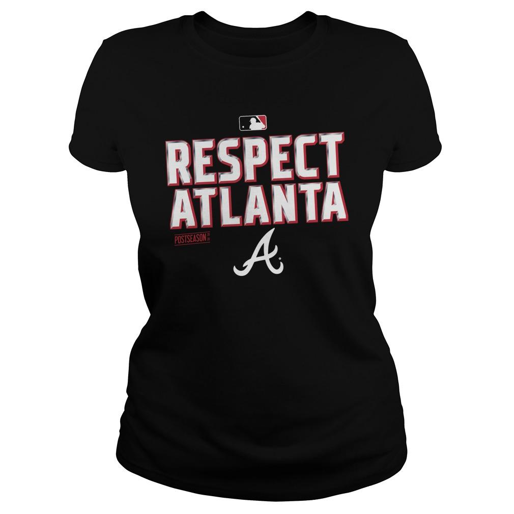Respect Atlanta Braves Longsleeve