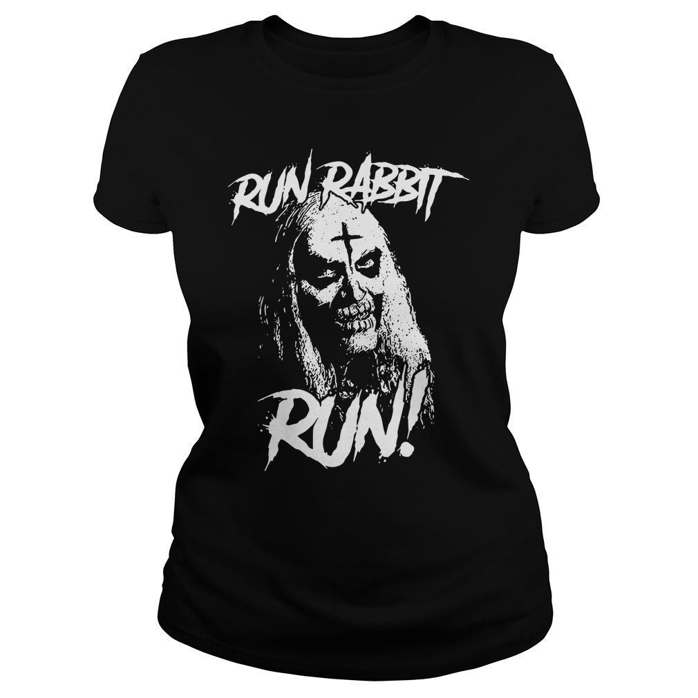 Run Rabbit Run Hoodie
