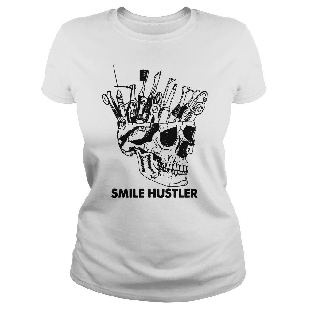 Skull Smile Hustler Longsleeve
