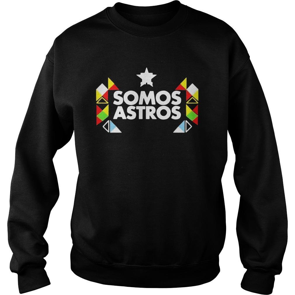 Somos Astros Sweater