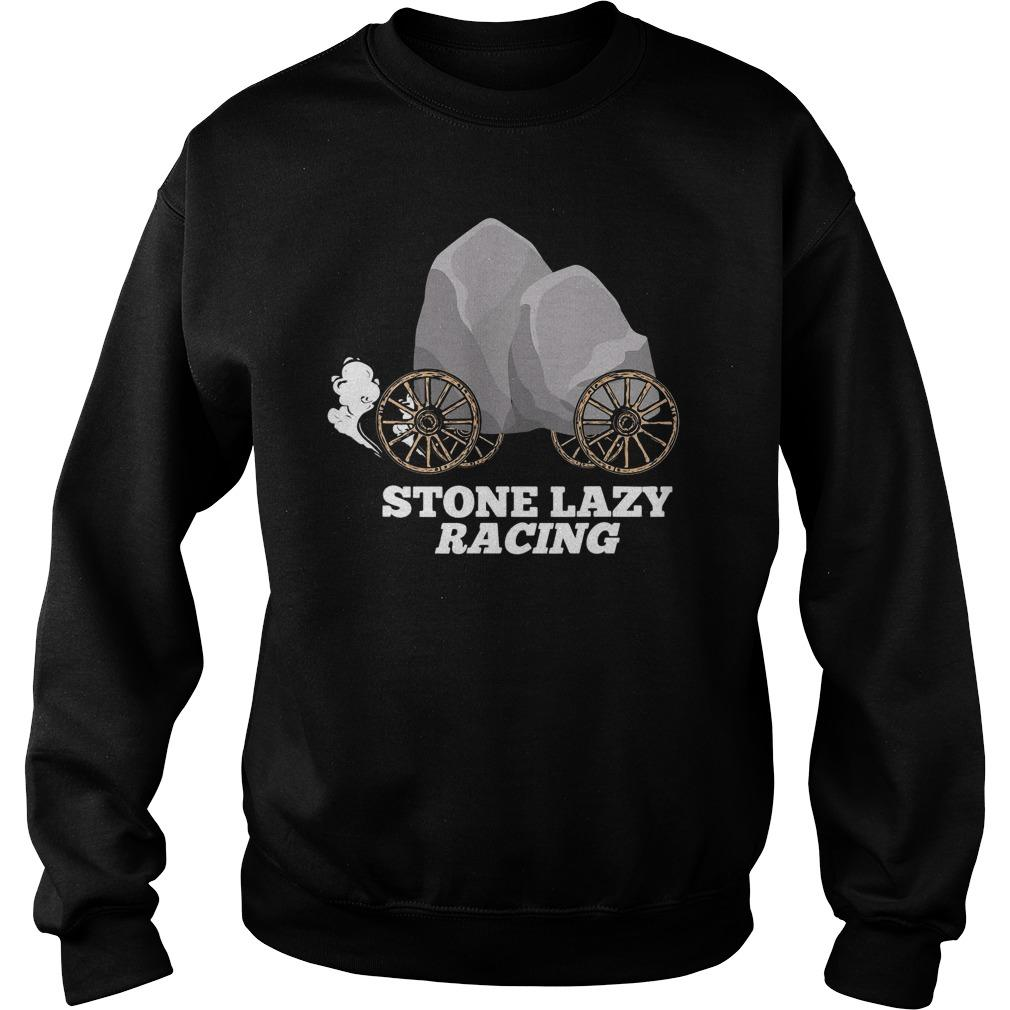 Stone Lazy Racing Sweater
