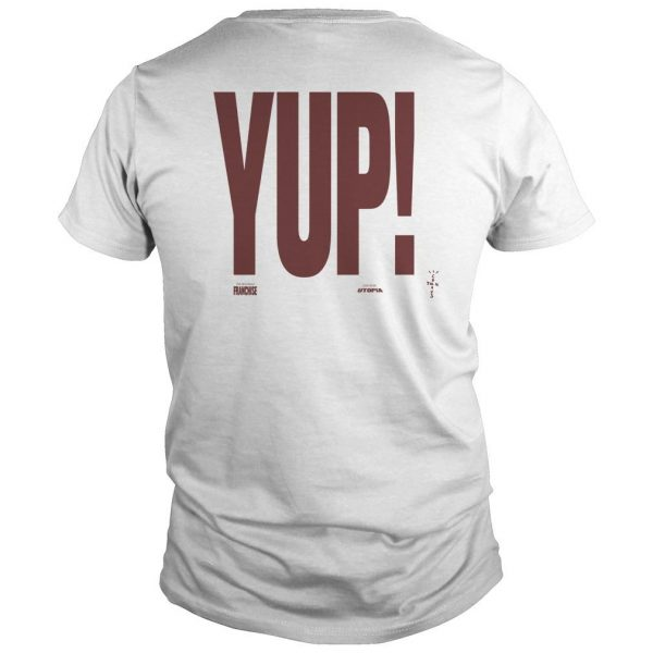 Travis Scott Franchise Shirt