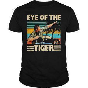 Vintage Eye Of The Tiger Shirt