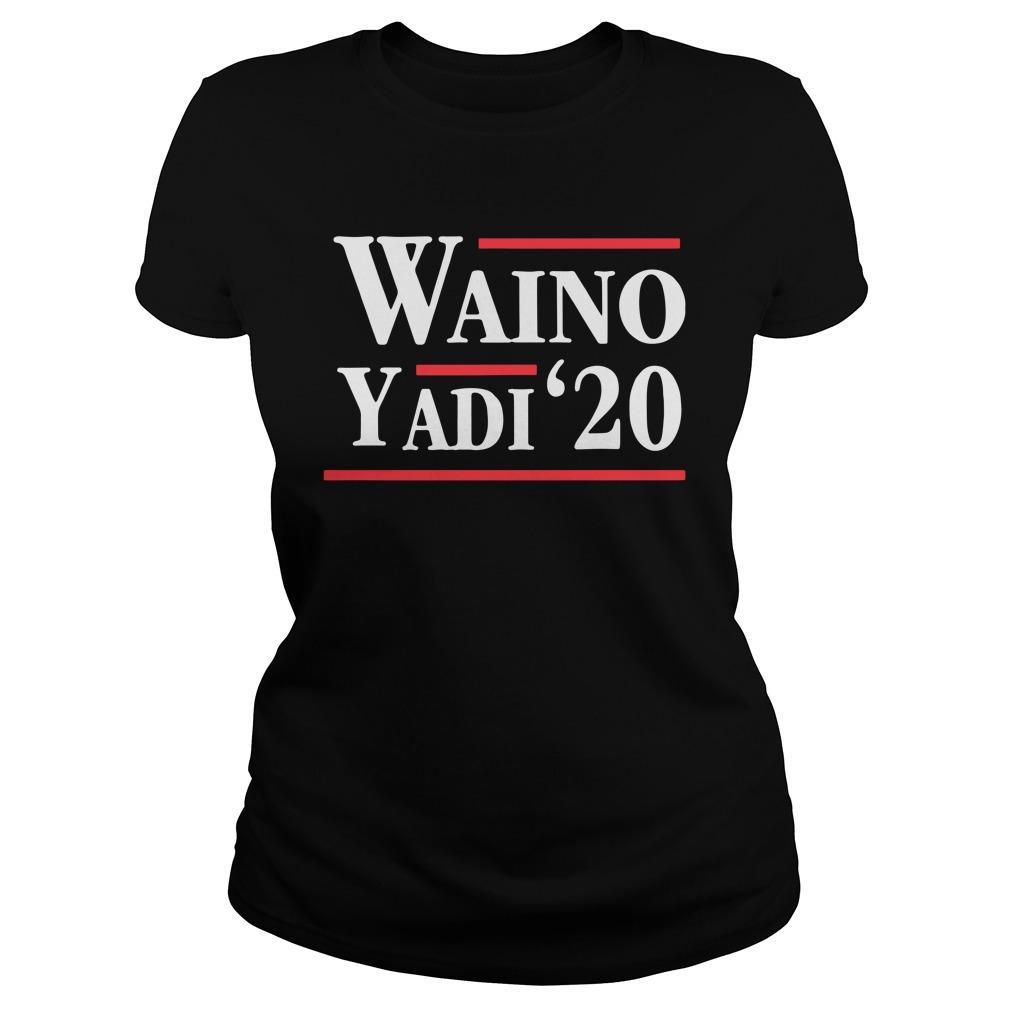 Waino Yadi' 20 Longsleeve
