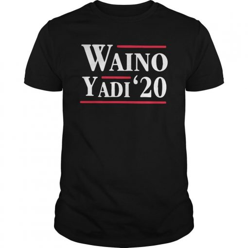 Waino Yadi' 20 Shirt
