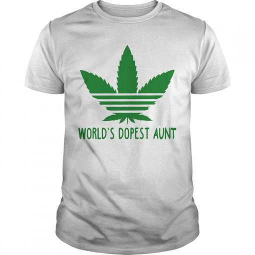 World's Dopest Aunt Shirt