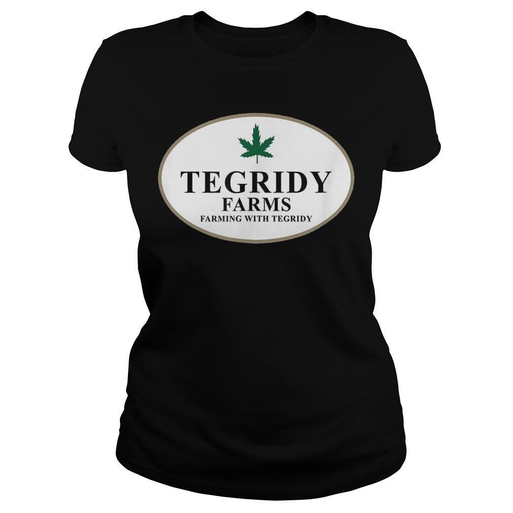 100 Hemp Tegridy Farms Longsleeve