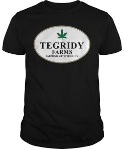 100 Hemp Tegridy Farms Shirt
