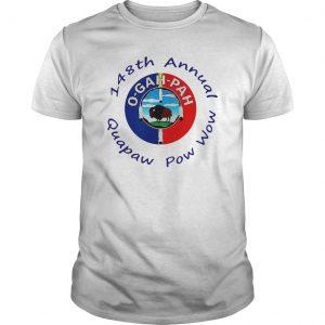 148th Annual Quapaw Pow Wow Shirt