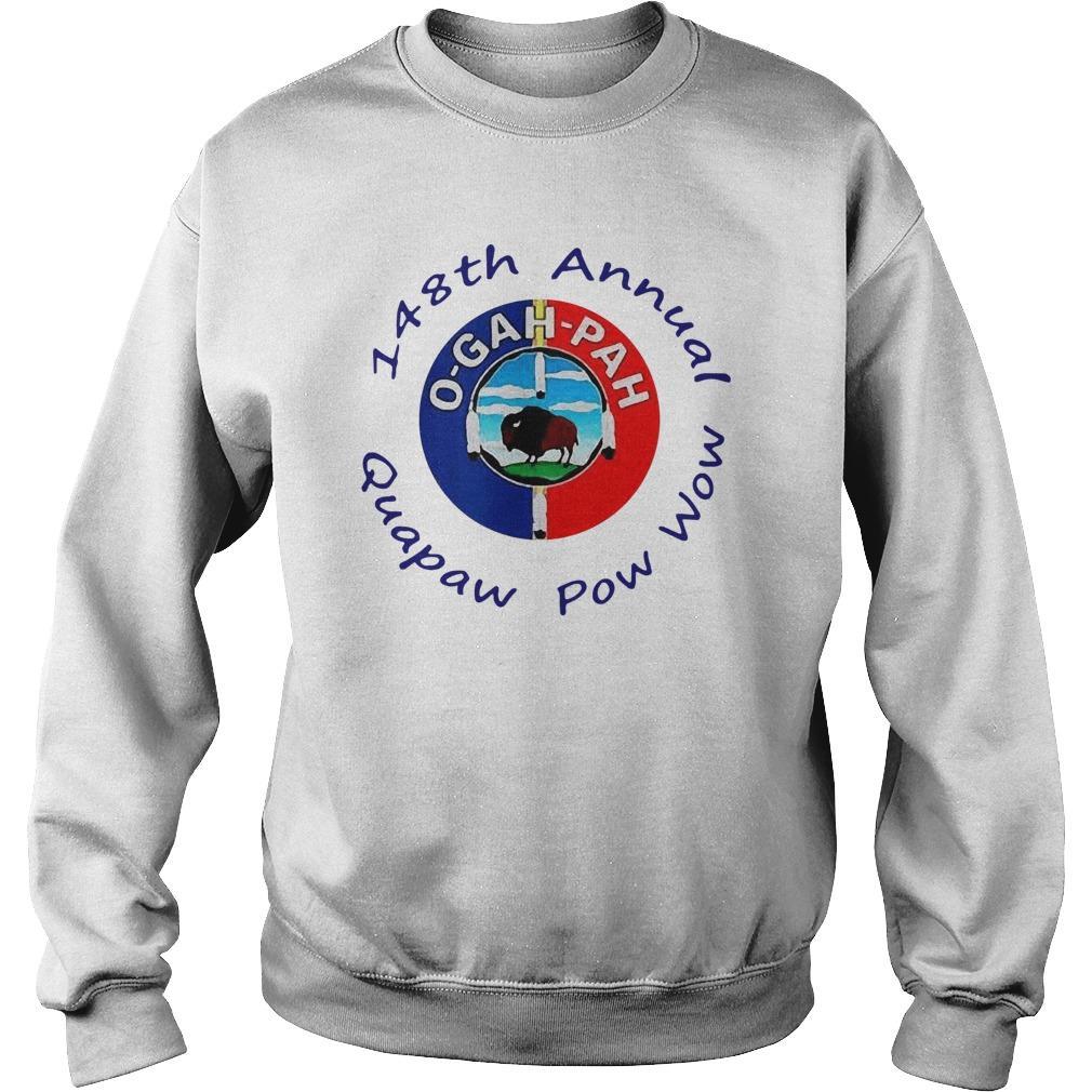 148th Annual Quapaw Pow Wow Sweater