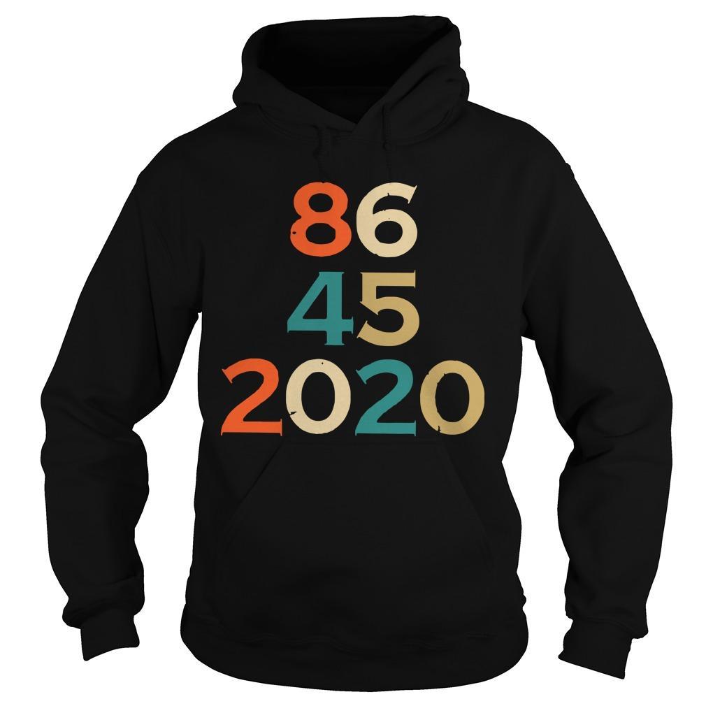 2020 8645 Hoodie