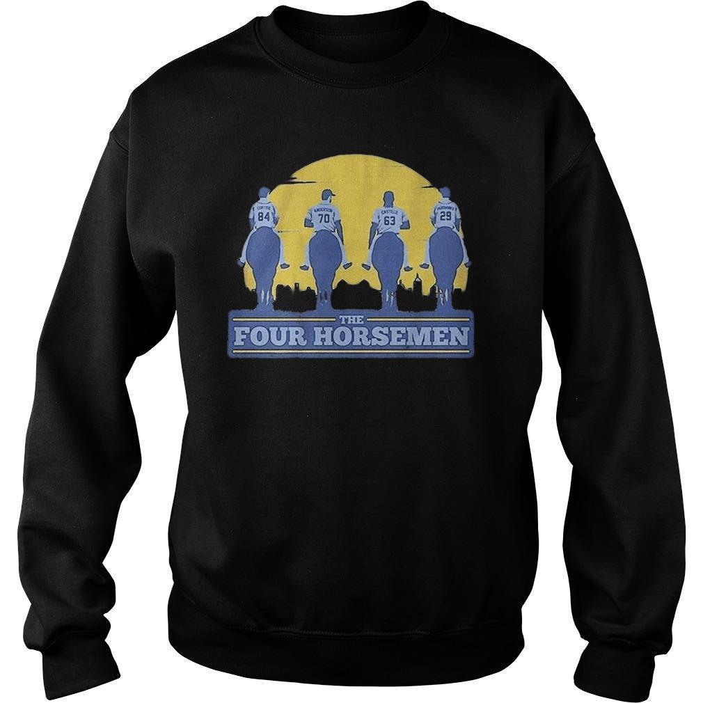 2020 The Four Horsemen Sweater