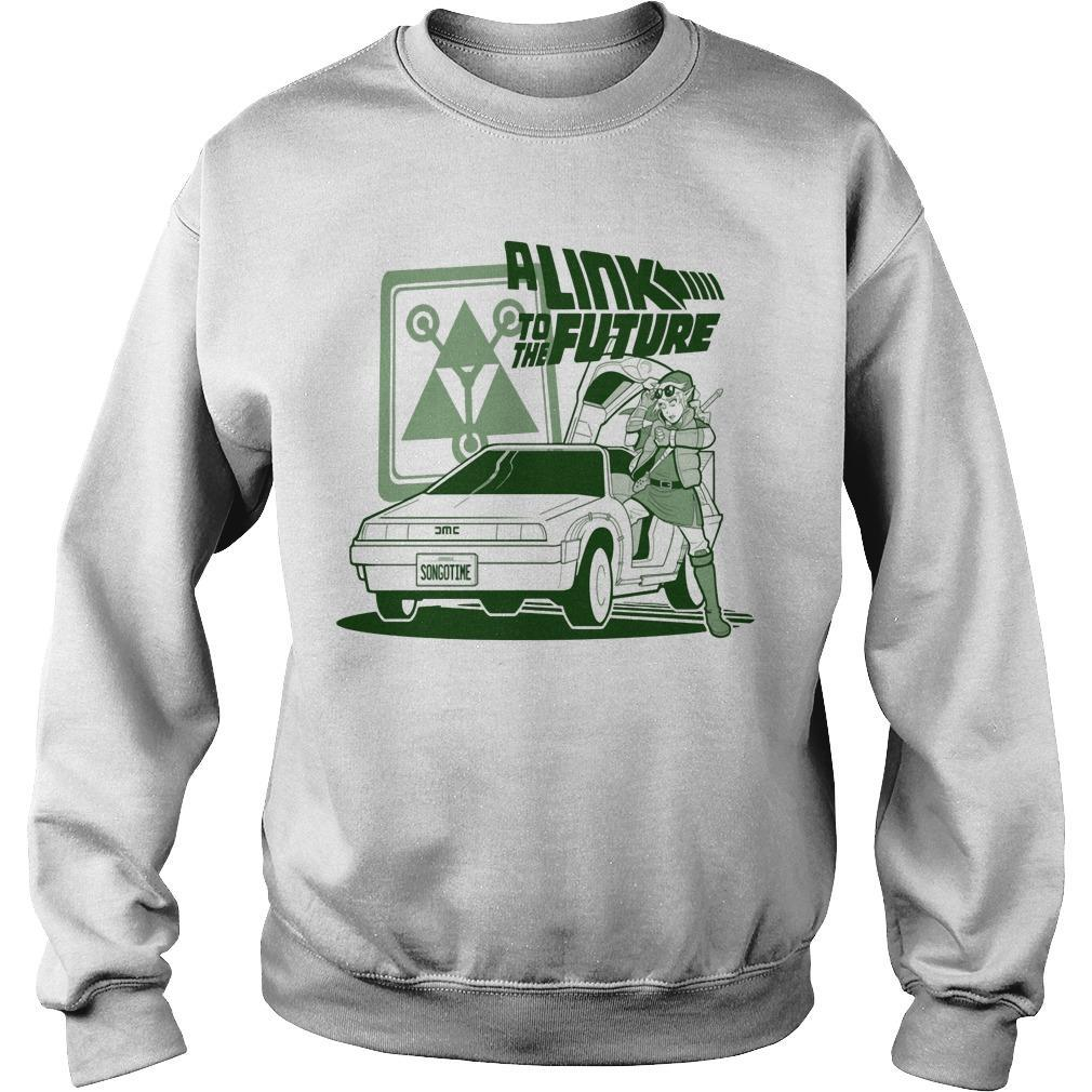A Link To The Future Sweater