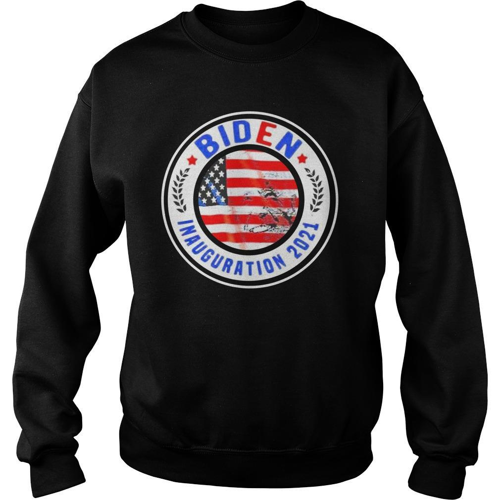 American Flag Biden Inauguration 2021 Sweater