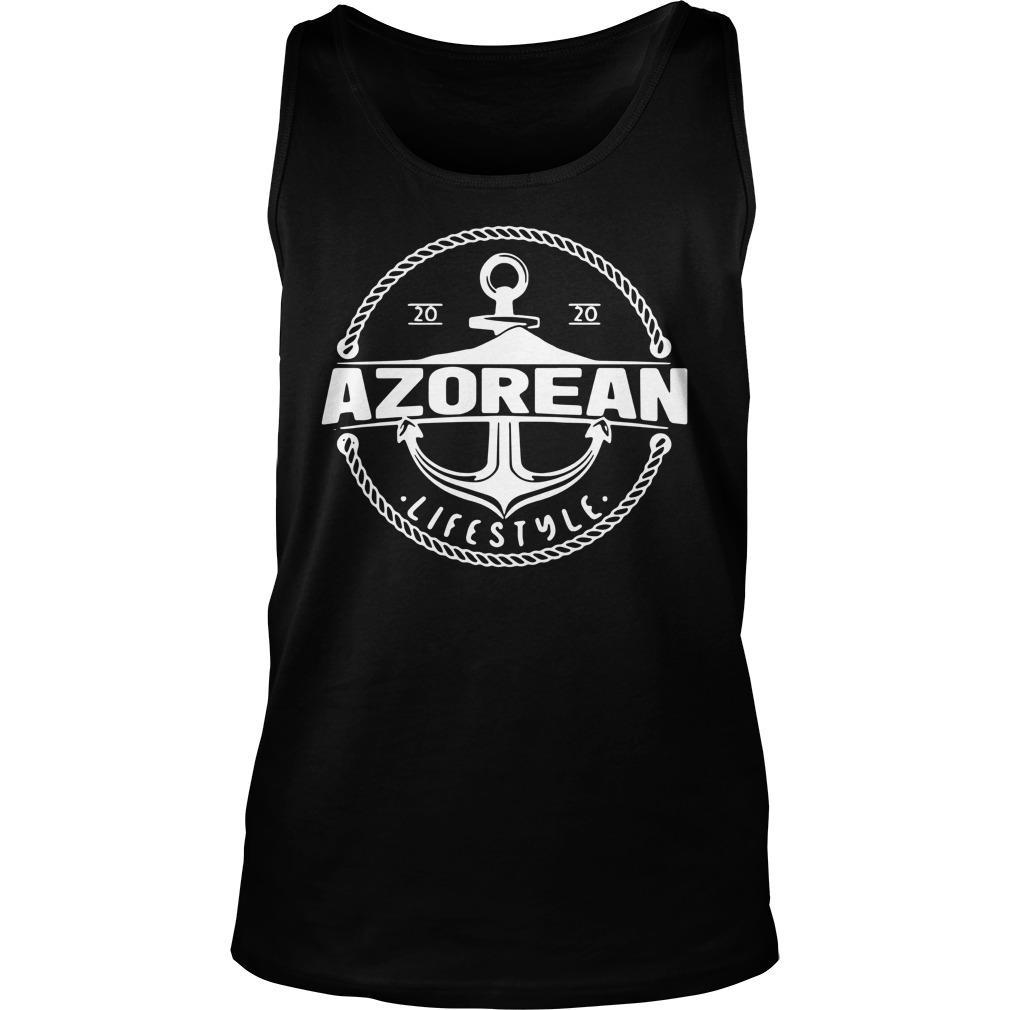 Azorean Lifestyle Tank Top