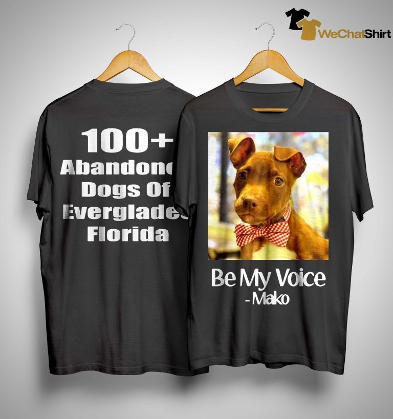 Be My Voice Mako Shirt