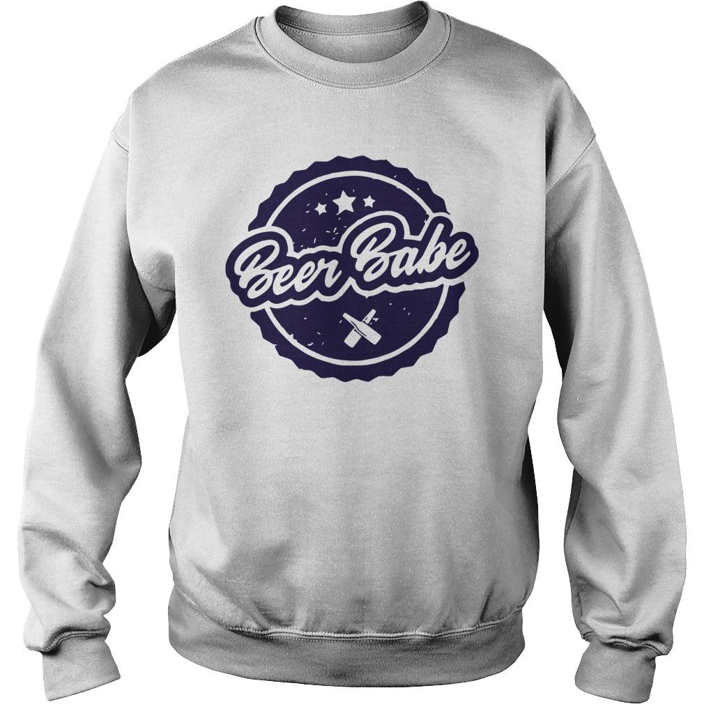 Beer Babe Sweater