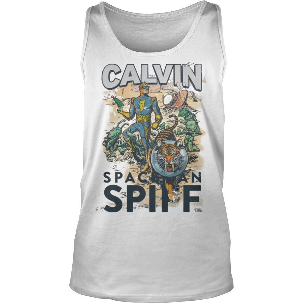 Calvin Spaceman Spiff Tank Top