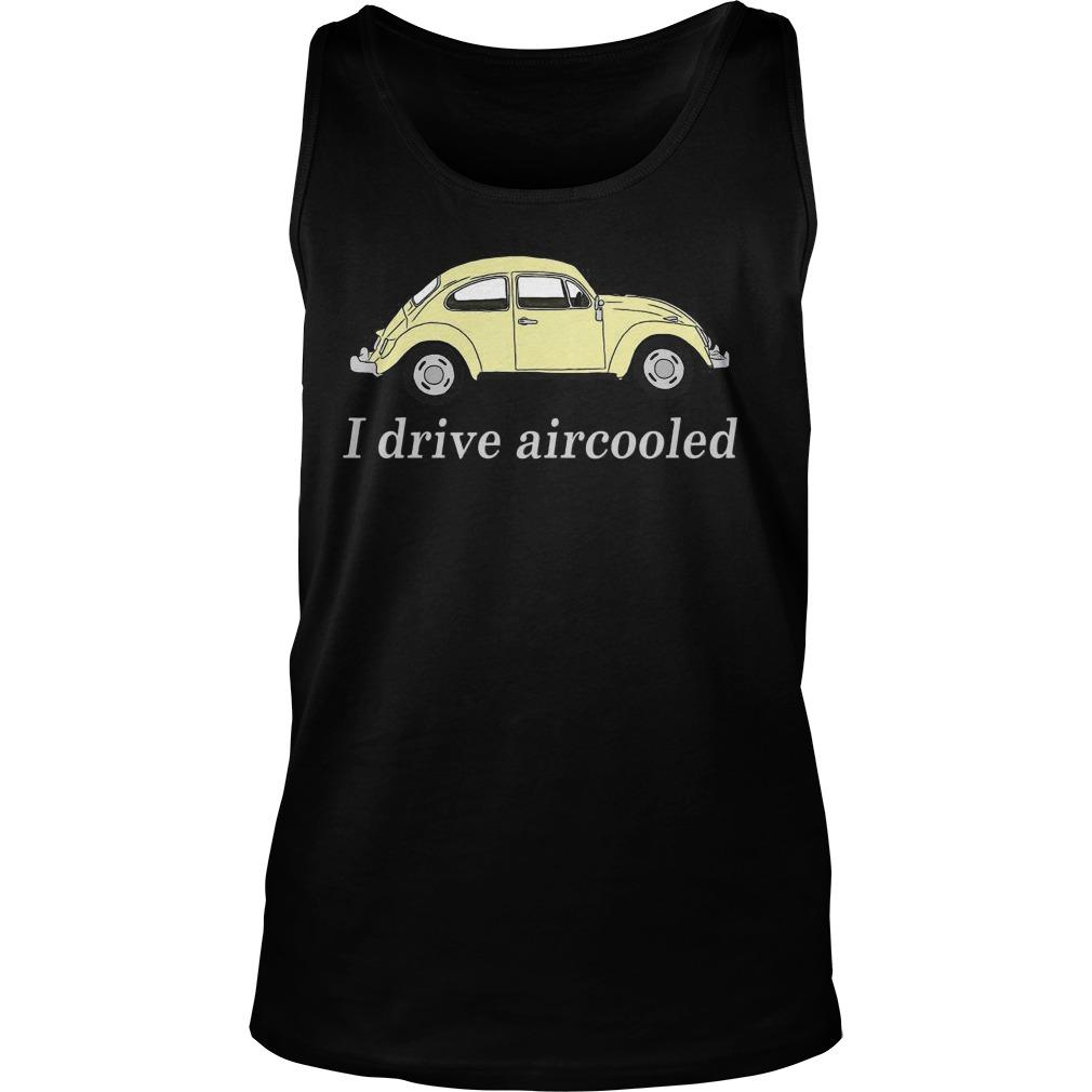 Car I Drive Aircooled Tank Top