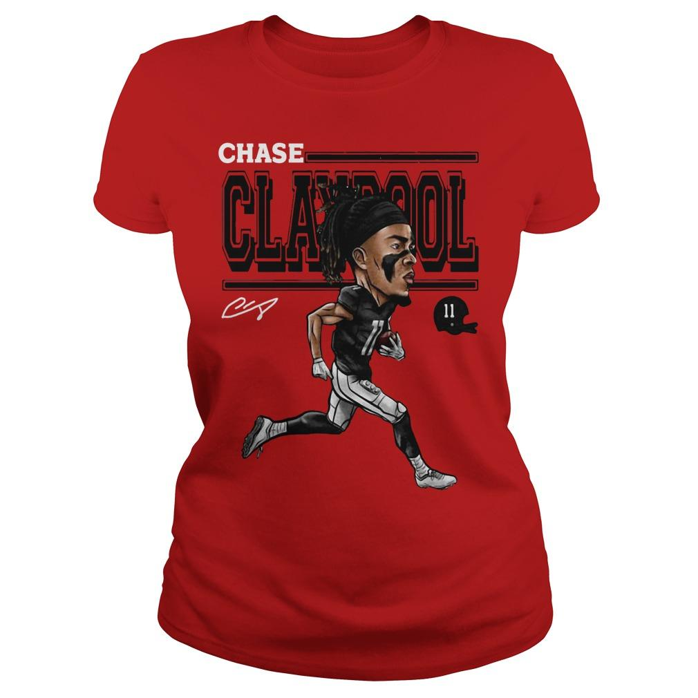 Cartoon Chase Claypool Longsleeve