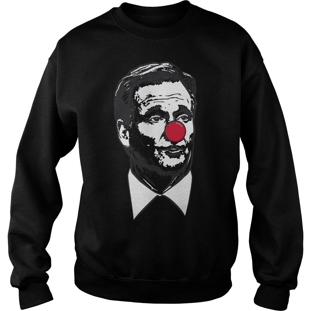 Chiefs Security Roger Goodell Clown Sweater