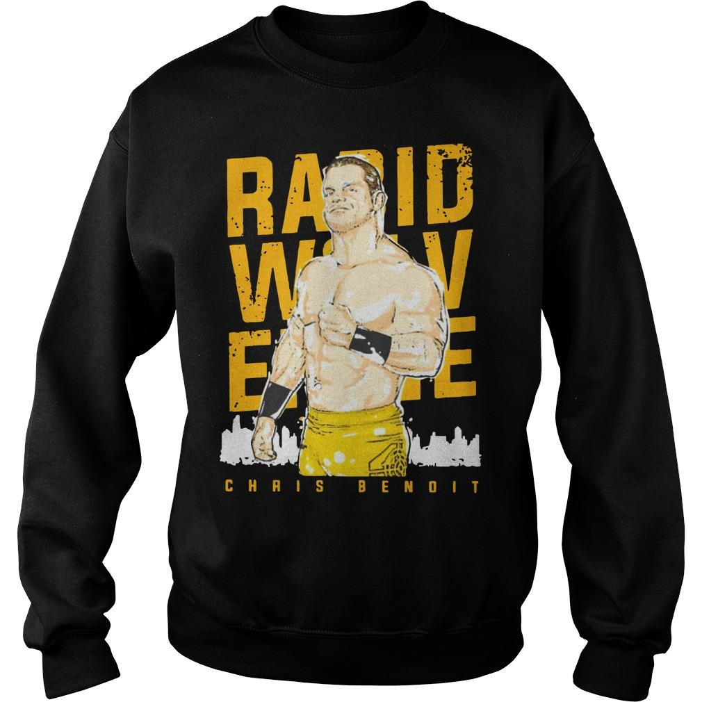 Chris Benoit Sweater