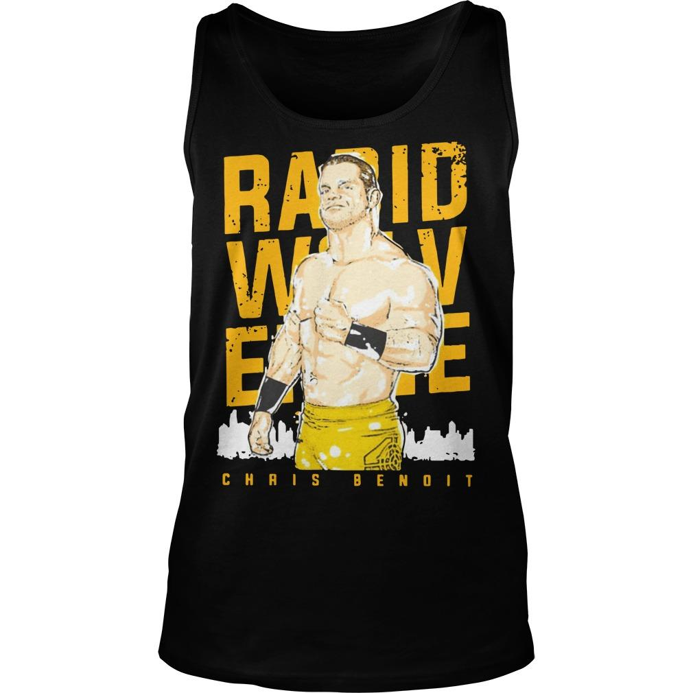 Chris Benoit Tank Top